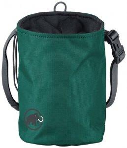Mammut Togir Chalk Bag (Grün one size ) | Ausruestung Kletterzubehoer Chalkbags