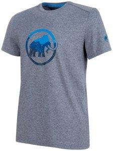 Mammut Trovat T-Shirt Men Herren (Blau XL INT ) | Bekleidung Shirts Funktionsshirts