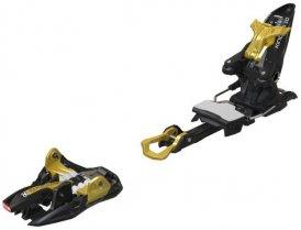Marker Kingpin 10 mit Stopper 100 mm (Schwarz PAAR ) | Ausruestung Skiausruestung Freeride-Tourenbindungen