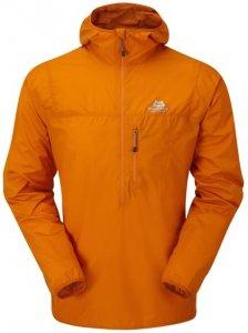 Mountain Equipment Aerofoil Jacket Men Herren (Orange L INT )   Bekleidung Jacken Softshell-Jacken