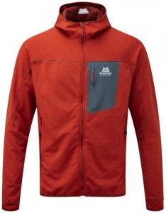 Mountain Equipment Pivot Hooded Jacket Men Herren (Orange L INT ) | Bekleidung Jacken Isolationsjacken