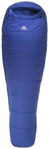 Mountain Equipment Starlight II Regular (Blau RZ Regular Reißverschluss ) | Ausruestung Schlafsaecke Mumienschlafsack