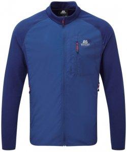 Mountain Equipment Trembler Hybrid Jacket Men Herren (Blau S INT )   Bekleidung Jacken Fleecejacken