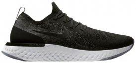 Nike Epic React Flyknit Herren (Schwarz 9 US 42.5 EU ) | Training Running Road