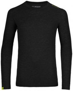 Ortovox 105 Ultra Long Sleeve Men Herren (Schwarz S INT ) | Bekleidung Shirts Merinoshirts