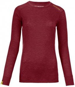 Ortovox 105 Ultra Long Sleeve Women Damen (Beere M INT ) | Bekleidung Shirts Merinoshirts