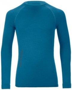 Ortovox Merino 230 Competition LS M Herren (Blau | S INT ) Bekleidung Shirts Merinoshirts
