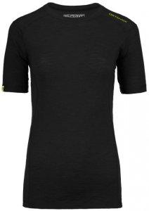 Ortovox 105 Ultra Short Sleeve Women Damen (Schwarz M INT ) | Bekleidung Shirts Merinoshirts