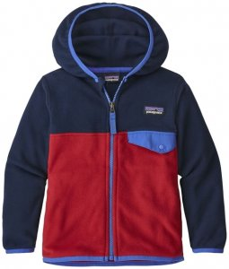 Patagonia Kinder Baby Micro D Snap-T Jacket (Dunkelblau 86 D ) | Bekleidung Kinderbekleidung Kinderjacken