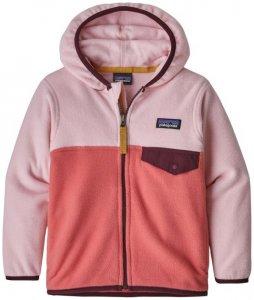 Patagonia Kinder Baby Micro D Snap-T Jacket (Orange 86 D ) | Bekleidung Kinderbekleidung Kinderjacken