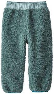 Patagonia Kinder Baby Reversible Tribbles Pants (Dunkelblau 80 D ) | Bekleidung Kinderbekleidung Kinderhosen