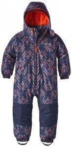 Patagonia Kinder Baby Snow Pile One-Piece (Rot 86 D ) | Bekleidung Kinderbekleidung Kinderjacken