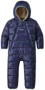 Patagonia Kinder Infant Hi-Loft Down Sweater Bunting (Dunkelblau 68 D ) | Bekleidung Kinderbekleidung Kinderjacken