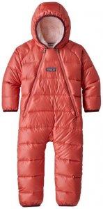 Patagonia Kinder Infant Hi-Loft Down Sweater Bunting (Orange 86 D ) | Bekleidung Kinderbekleidung Kinderjacken