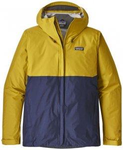 Patagonia M´s Torrentshell Jacket Herren (Gelb S INT ) | Bekleidung Jacken Regenjacken