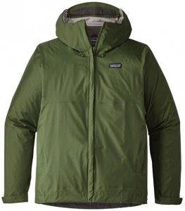 Patagonia M´s Torrentshell Jacket Herren (Grün M INT ) | Bekleidung Jacken Regenjacken