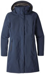 Patagonia Ws Lash Point Parka Damen (Dunkelblau S INT ) | Bekleidung Jacken Outdoorjacken