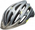 Bell Drifter (Silber 55-59 in cm ) | Ausruestung Helme Fahrradhelme