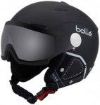 Bolle Backline Visor Premium (Schwarz 56-58 in cm ) | Ausruestung Helme Skihelme