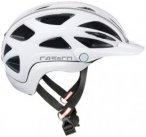 Casco Activ 2U (Weiß 52-56 in cm ) | Ausruestung Helme Fahrradhelme