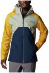 Columbia Rain Scape Jacket Herren ( Gelb XL)