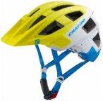 Cratoni AllSet (Lime 54-58 in cm )   Ausruestung Helme Fahrradhelme
