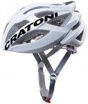 Cratoni C-Bolt (Weiß 53-56 in cm )   Ausruestung Helme Fahrradhelme