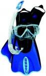 Cressi Elastic Short Bag Set (Blau 38-40 EU ) | Ausruestung Brillen
