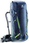 Deuter Guide 42+ EL (Dunkelblau ) | Ausruestung Rucksaecke Kletter-Alpinrucksaec