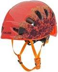 Edelrid Shield II (Orange 1 Helm ) | Ausruestung Helme Kletterhelme