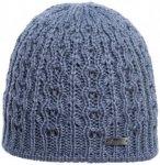 Eisglut Emilia Merino Damen (Blau one size ) | Bekleidung Accessoires Muetzen