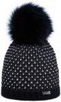 Eisglut Scarlett Damen (Schwarz one size ) | Bekleidung Accessoires Muetzen
