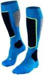 Falke SK2 Herren (Blau 46-48 EU ) | Bekleidung Accessoires Socken-Struempfe
