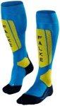 Falke SK5 Herren (Blau 44-45 EU ) | Bekleidung Accessoires Socken-Struempfe