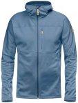 Fjällräven Abisko Trail Fleece Herren (Blau XL INT ) | Bekleidung Jacken Fleec