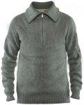 Fjällräven Greenland Re-Wool Sweater M Herren (Grau INT ) | Bekleidung Pullove