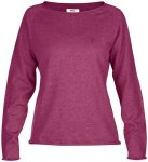 Fjällräven Övik Sweater W Damen (Pflaume L INT ) | Bergsport Wandern