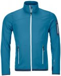 Ortovox Fleece Light Jacket Men Herren ( Blau S INT,)