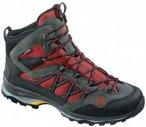 Hanwag Belorado Mid GTX Herren (Dunkelrot 10 UK 44.5 EU )   Bergsport Wandern B