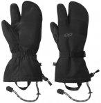 Outdoor Research Highcamp 3-Finger Ventia Gloves ( Schwarz L INT,)