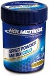 Holmenkol Matrix SpeedPowder cold (Neutral) | Ausruestung Skiausruestung Wachs-Z