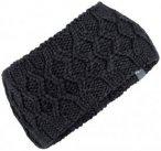 Icebreaker Adult Schuss Headband (Anthrazit )   Bekleidung Accessoires Stirnbaen