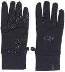 Icebreaker Sierra Gloves (Schwarz M INT ) | Bekleidung Handschuhe Fleecehandschu