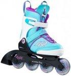 K2 Kinder Marlee Pro Pack (Hellblau 35 EU ) | Schuhe Kinderschuhe Kinderschlitts