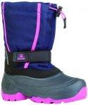 Kamik Kinder Carver2 (Dunkelblau 4 US ) | Schuhe Kinderschuhe Kinderwinterschuhe