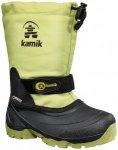 Kamik Kinder Waterbug5 GTX (Lime 8 US 25 EU )   Schuhe Kinderschuhe Kinderwinter