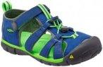 Keen Kinder Seacamp II CNX Y (Blau 39 EU )   Schuhe Kinderschuhe Kindersandalen-