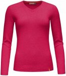 Kjus Ladies Kicki V-Neck Pullover Damen (Pink 38 D ) | Training Mode-Lifestyle