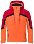 Kjus Men Speed Reader Jacket Herren ( Orange 46 D,)