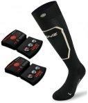 Lenz Set Lithium pack rcB 1200 + heat sock 1.0 slim fit ( Schwarz 45/47 EU,)